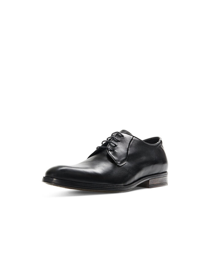 GEKLEED SCHOENEN, Black, large