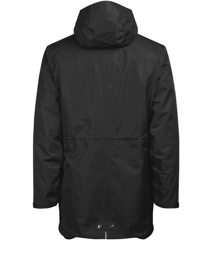 3-IN-1 PARKA COAT, Black, large