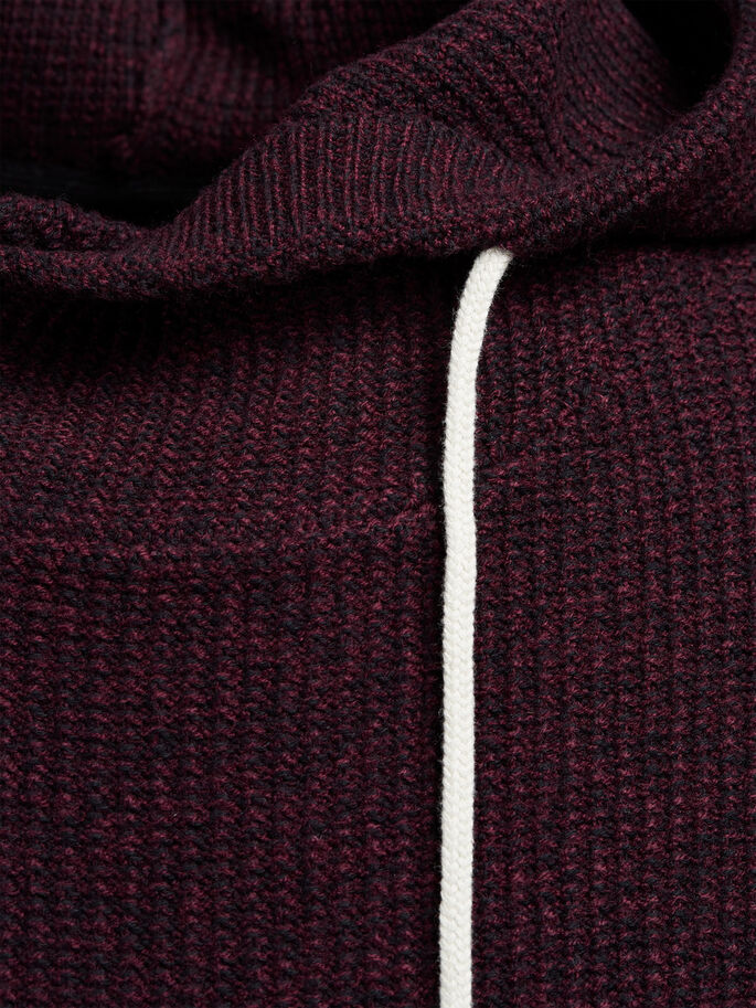 LÄSSIGER STRICKPULLOVER, Port Royale, large