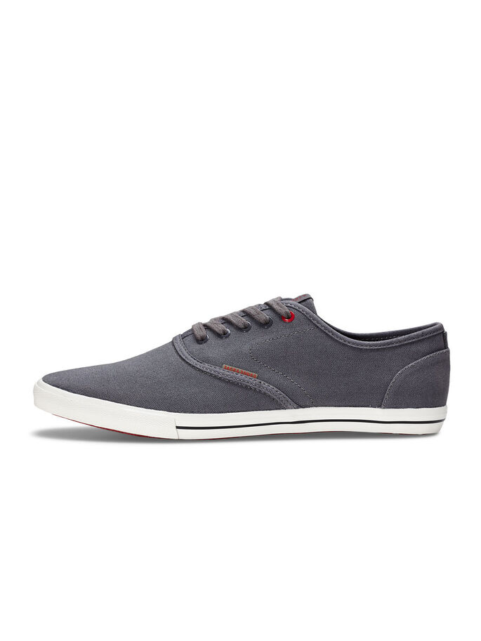 LONA ZAPATILLAS, Pewter, large