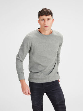 SIMPLE KNITTED PULLOVER