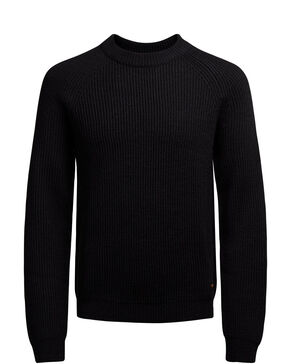 WOOL KNITTED PULLOVER
