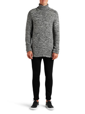 COL ROULÉ PULLOVER
