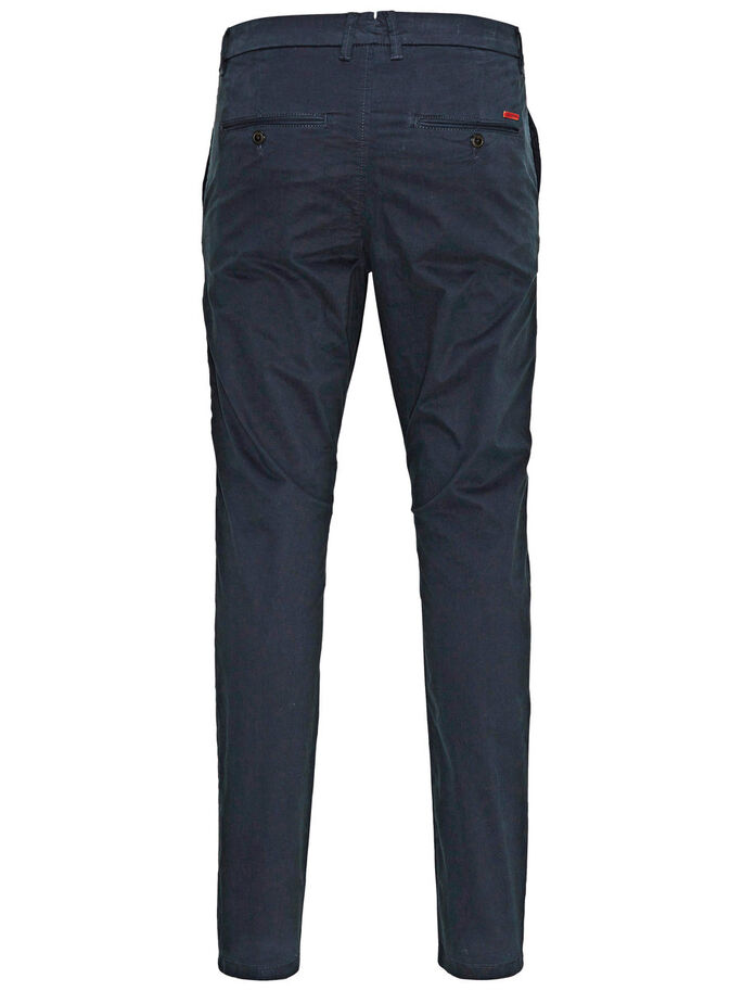 KLASSISCH CHINO, Dark Navy, large
