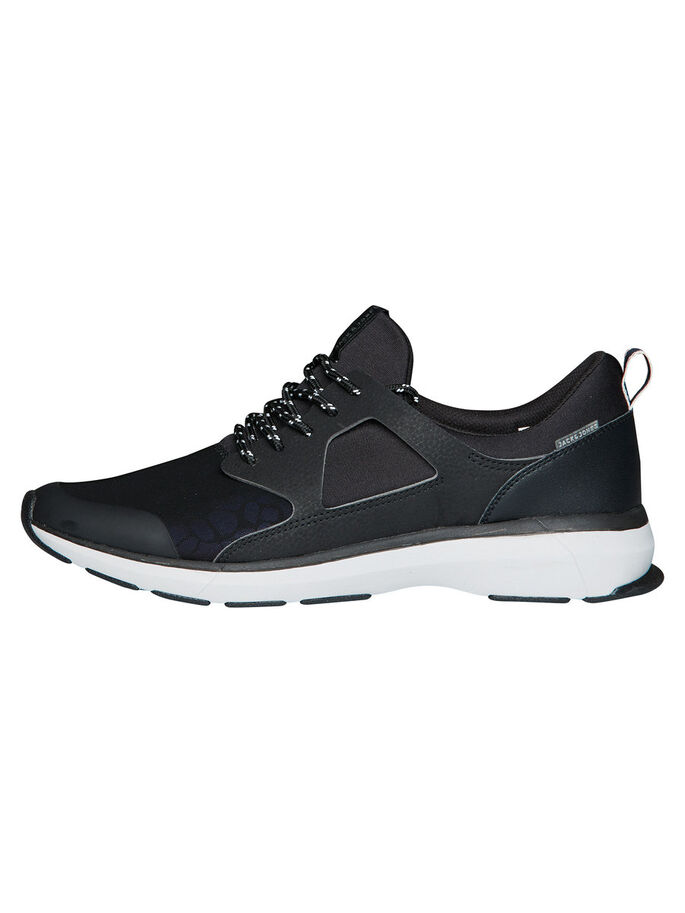 REFLECTERENDE SNEAKERS, Anthracite, large
