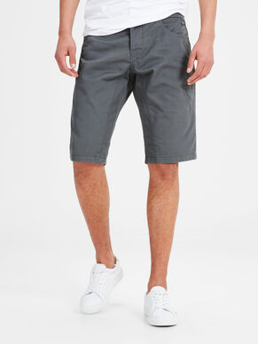 ISAC SHORTS LONG AKM 296 CHINO SHORT