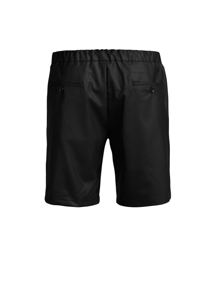 TAILORED SHORTS, Black, large