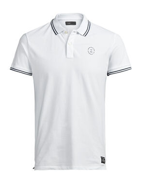 SPORTS INSPIRED POLO SHIRT