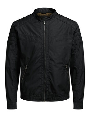 LIGHTWEIGHT WAXED JACKET