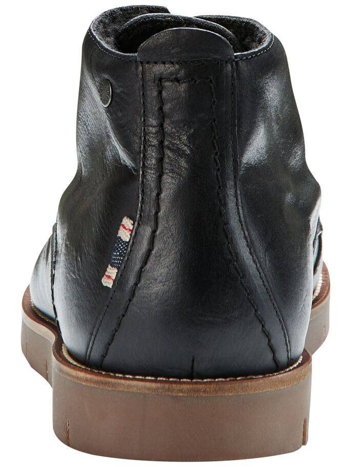ROBUSTE BOOTS, Black, large