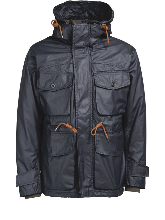 3-IN-1 FIELD JACKET, Dark Navy, large