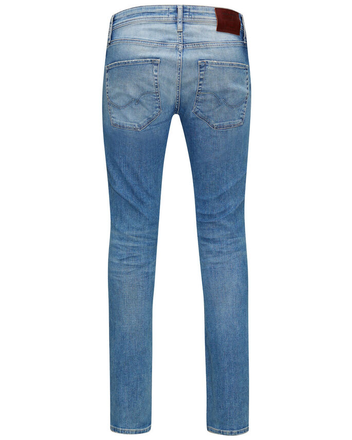 TIM ORIGINAL JJ 925 JEANS SLIM FIT, Blue Denim, large