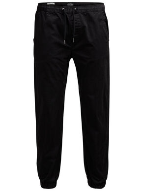 VEGA LANE WW 252 BLACK CHINOS