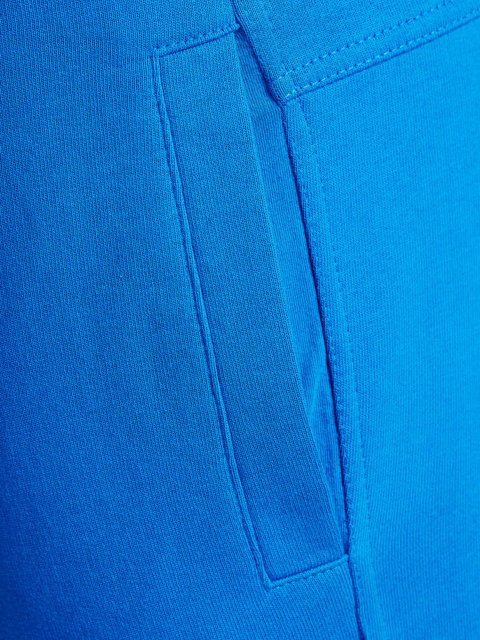 REGULAR FIT SWEATSHORTS, Directoire Blue, large
