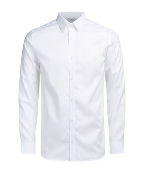 BUTTON-UNDER LONG SLEEVED SHIRT