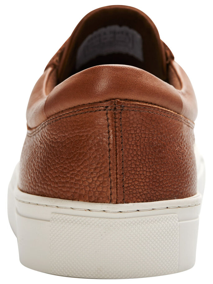 CLASSIC SNEAKERS, Cognac, large