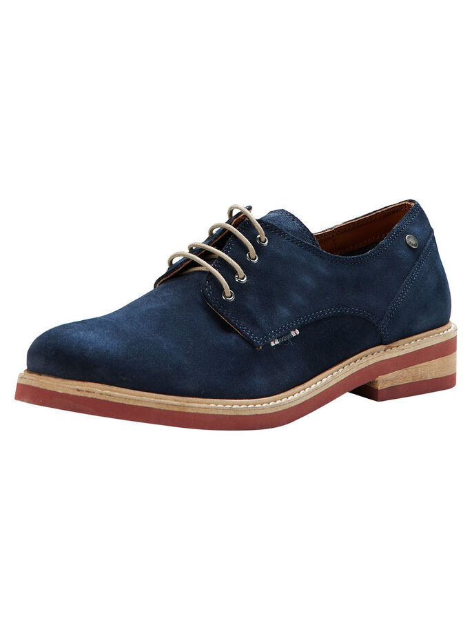 TIPO DERBY ZAPATOS, Navy Blazer, large