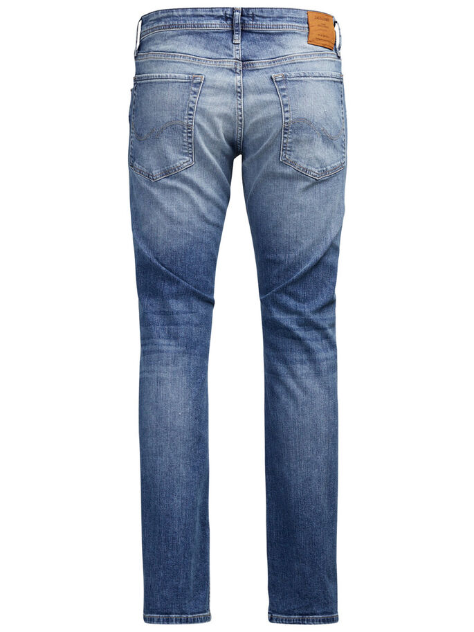 CLARK ORIGINAL 993 REGULAR FIT JEANS, Blue Denim, large