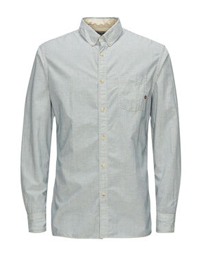 BUTTON-DOWN CASUAL SHIRT