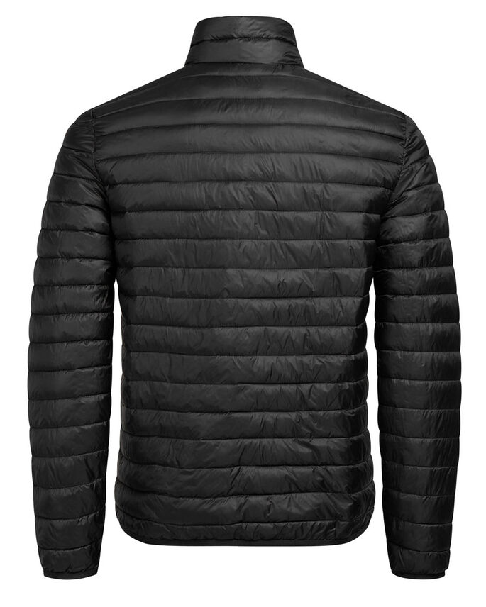 NYLON JACKET, Black, large