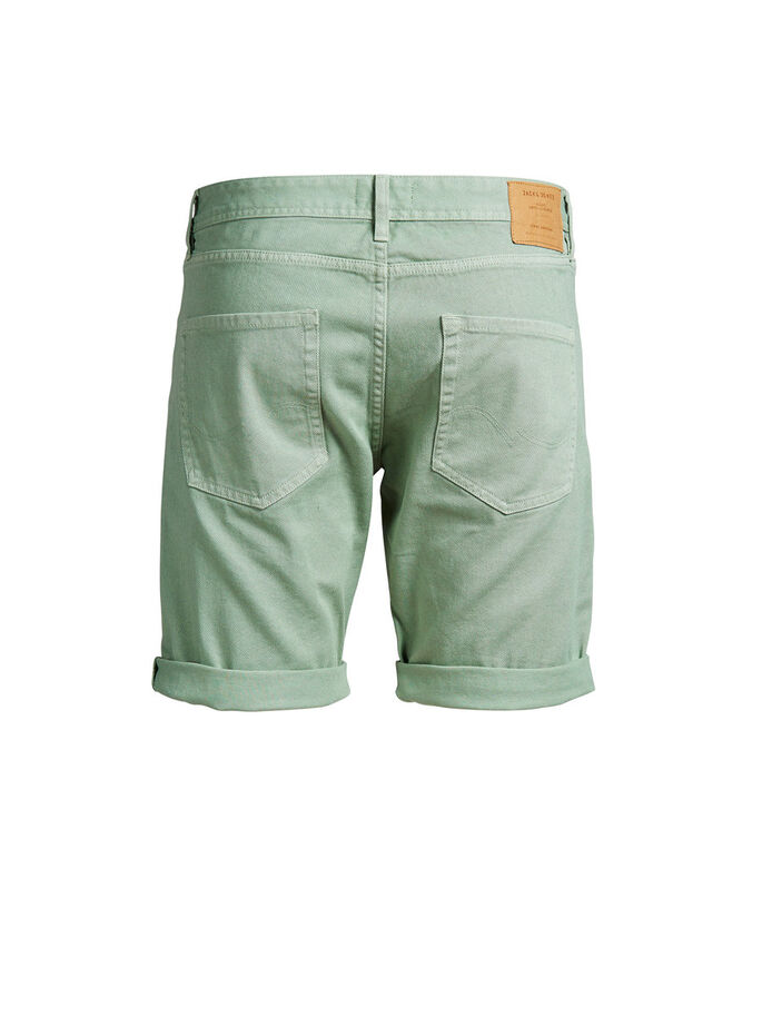 RICK ORIGINAL AKM 198 FARKKUSHORTSIT, Granite Green, large