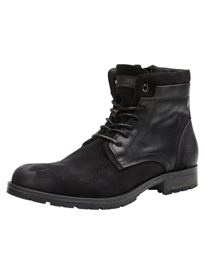WORKWEAR BOOTS, Anthracite, large