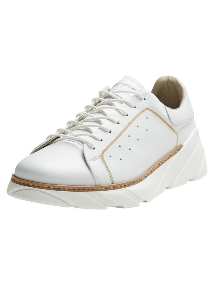 EXCLUSIEVE SNEAKERS, Bright White, large