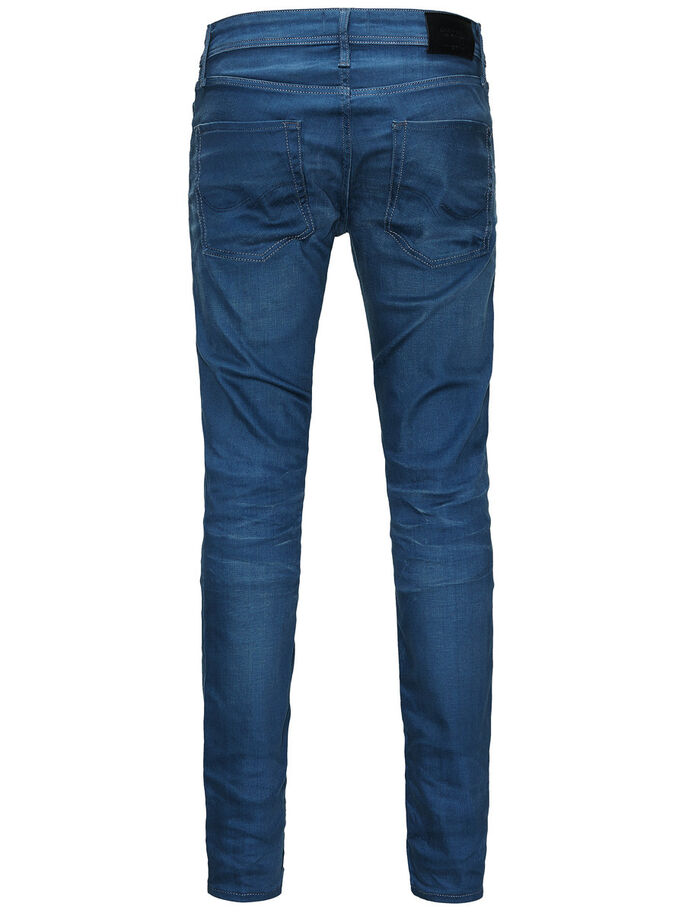 TIM ORIGINAL JJ 620 JEANS SLIM FIT, Blue Denim, large