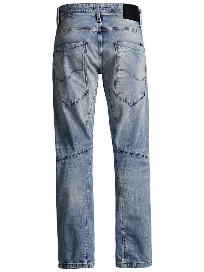 STAN ISAAC 964 ANTI FIT JEANS, Blue Denim, large
