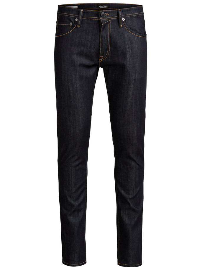 GLENN FELIX BL 691 SLIM FIT JEANS, Blue Denim, large