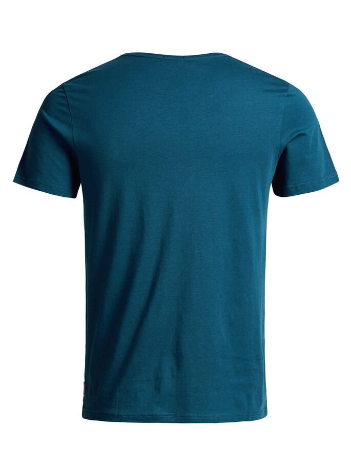 CASUAL T-SHIRT, Poseidon, large