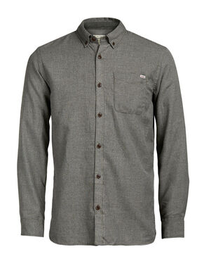 BUTTON-DOWN CAMICIA A MANICHE LUNGHE