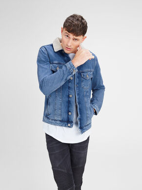 ALVIN JACKET JOS 757 DENIM JACKET