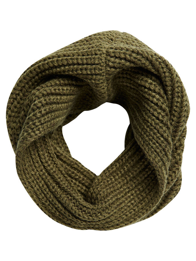 TUBE TUBESKJERF, Olive Night, large