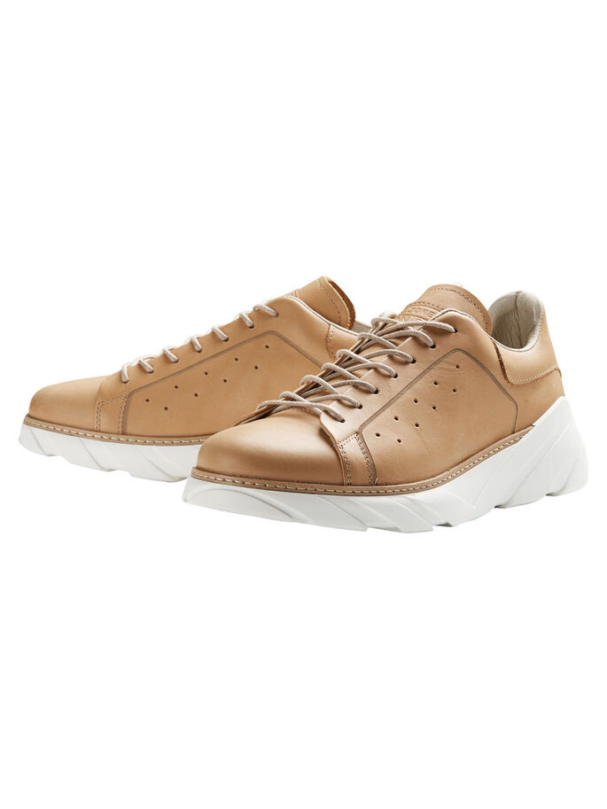 ESCLUSIVE SNEAKERS, Natural, large