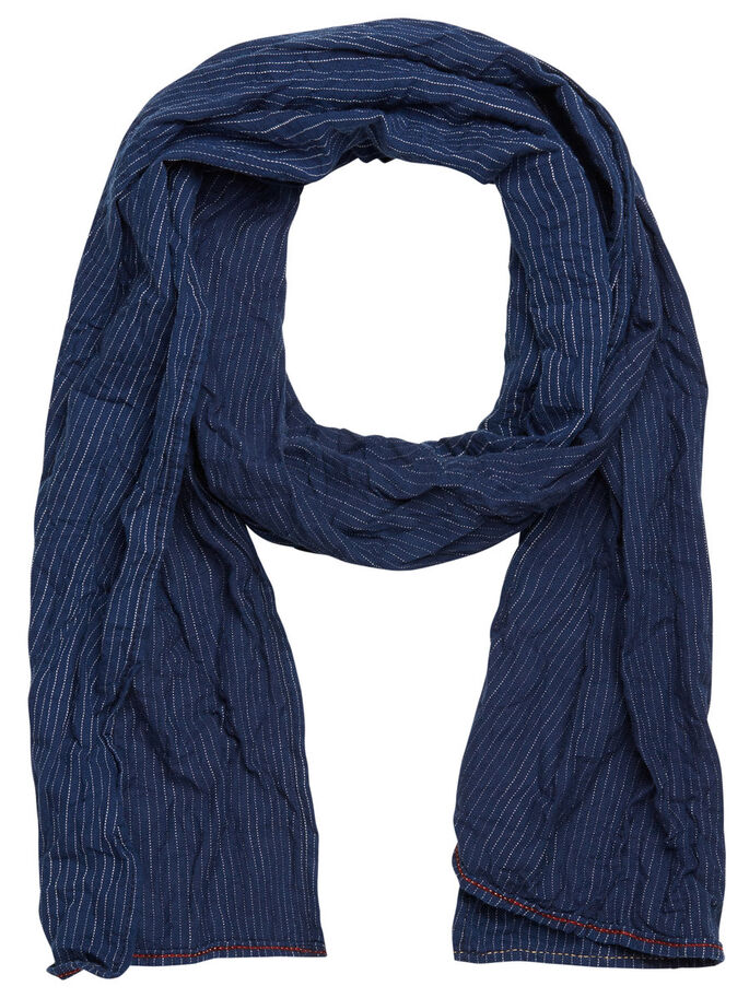 CLOTH SCARF, Total Eclipse, large