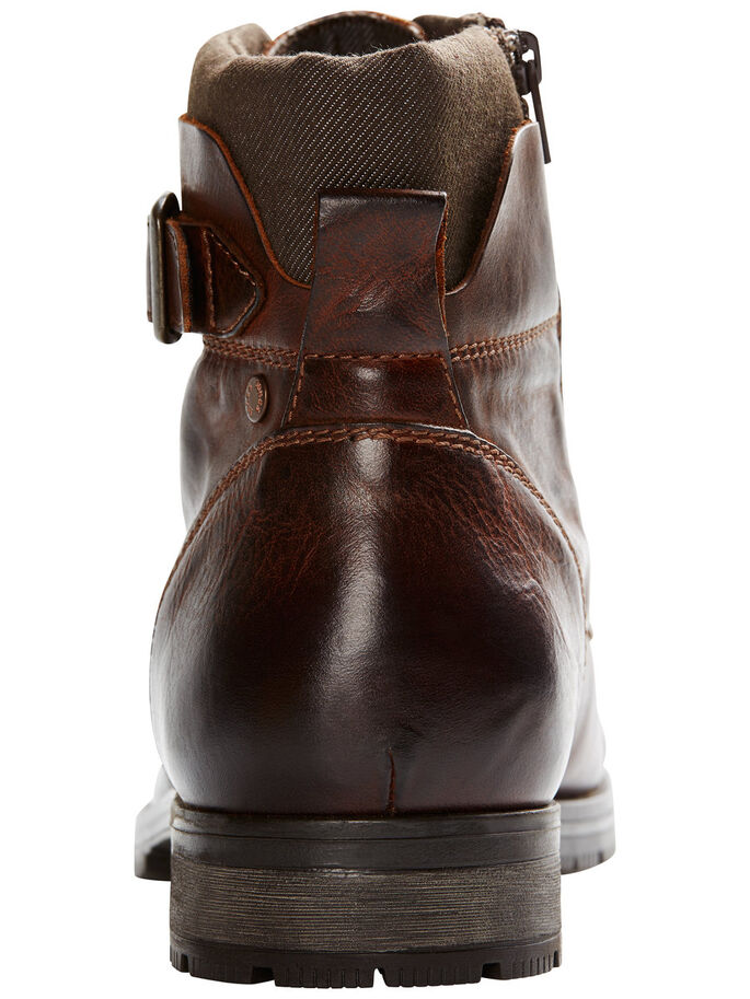 CUIR BOTTES, Brown Stone, large
