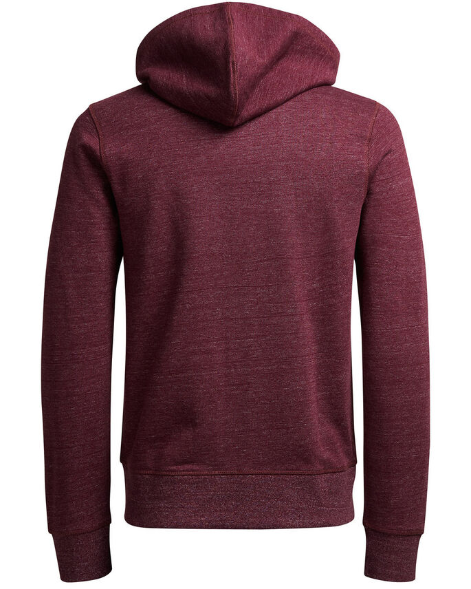 CASUAL ZIPPED SWEAT, Port Royale, large