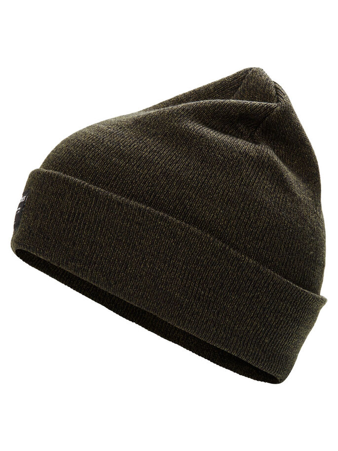 CLÁSICO GORRO, Black, large