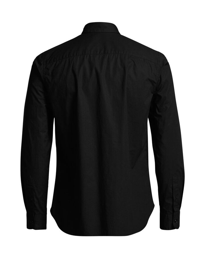 URBAN CASUAL SHIRT, Black, large