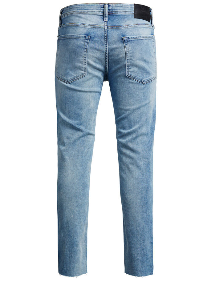 BEN FOX JOS 438 SKINNY JEANS, Blue Denim, large