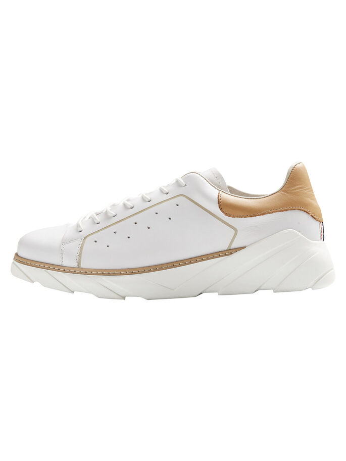 EKSKLUSIVE SNEAKERS, Bright White, large