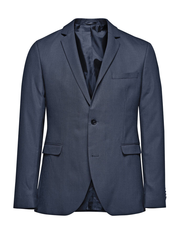 NAVY BLAZER, Dark Navy, large