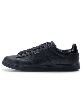 LEDERLOOK SNEAKERS