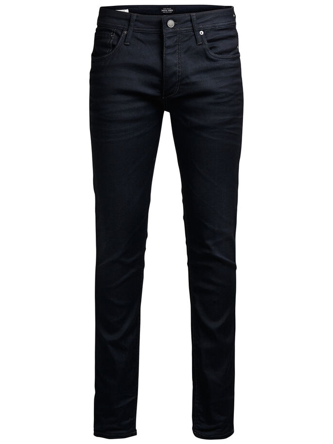 TIM ORIGINAL JJ 720 SLIM FIT JEANS, Blue Denim, large