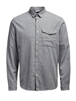 CLEAN-CUT LONG SLEEVED SHIRT