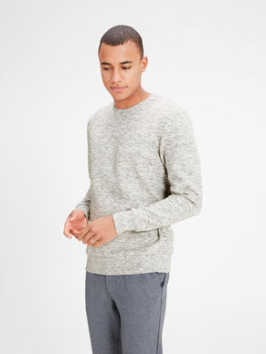 MATELASSAGE EN LOSANGE SWEAT-SHIRT
