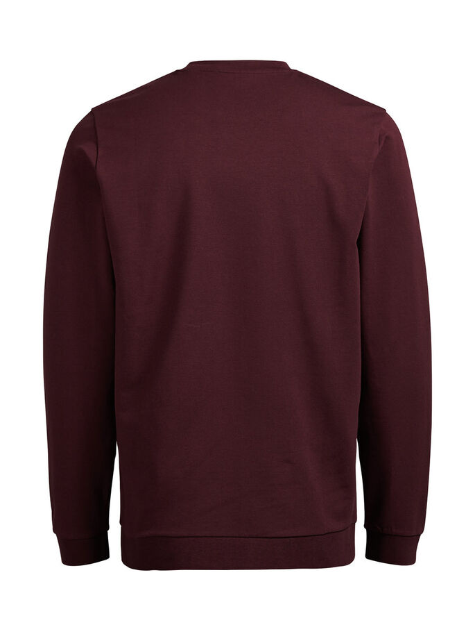 COUPE SOIGNÉE SWEAT-SHIRT, Port Royale, large