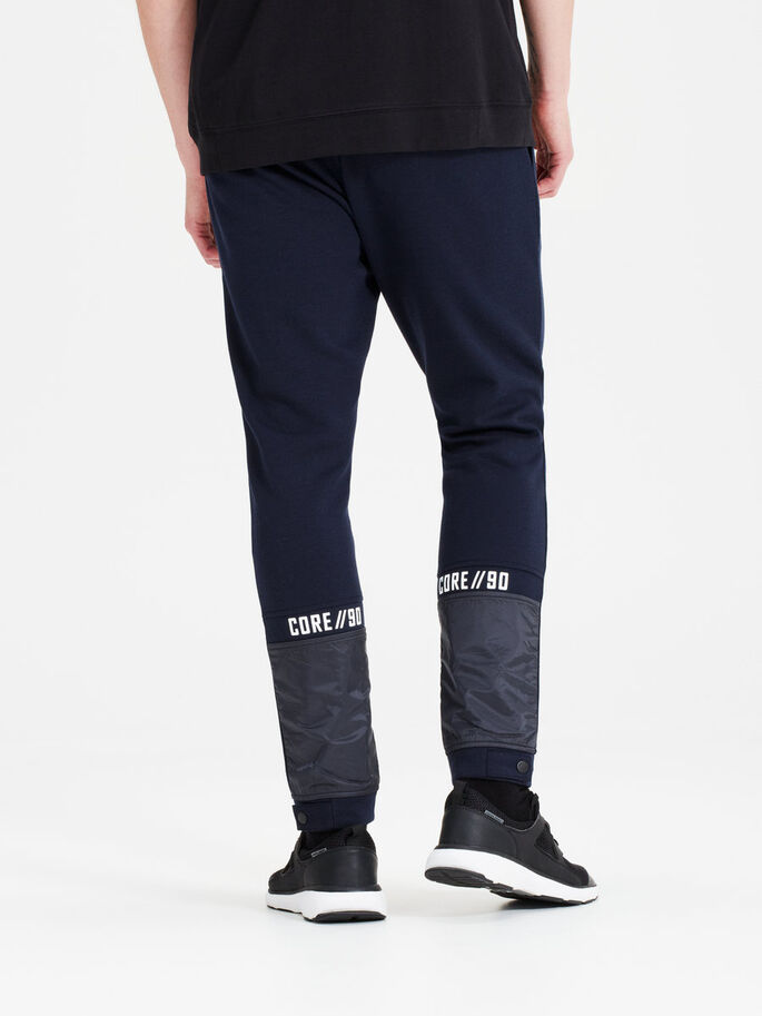 GEDETAILLEERDE SWEATBROEK, Sky Captain, large
