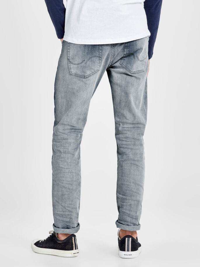 TIM ORIGINAL 848 JEANS SLIM FIT, Blue Denim, large